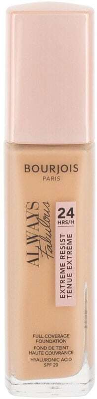 Bourjois Paris Always Fabulous 24H SPF20 Makeup 310 Beige 30ml