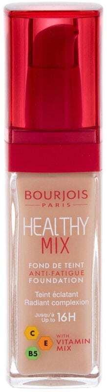 Bourjois Paris Healthy Mix Anti-Fatigue Foundation Makeup 52,5 Rose Beige 30ml