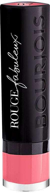 Bourjois Paris Rouge Fabuleux Lipstick 007 Perlimpinpink 2,3gr