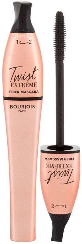 Bourjois Paris Twist Extreme Mascara 24 Black 8ml