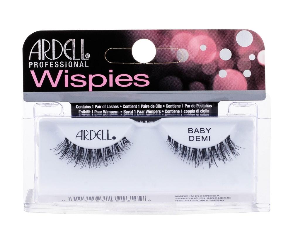 Ardell Wispies Baby Demi False Eyelashes 1pc Black