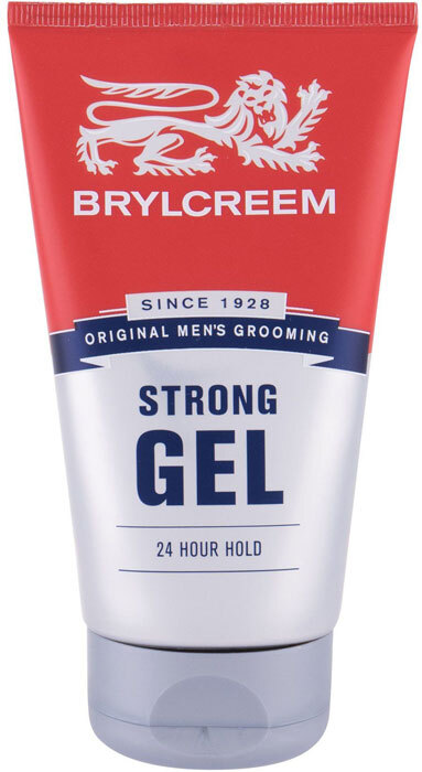 Brylcreem Gel Strong Hair Gel 150ml (Medium Fixation)