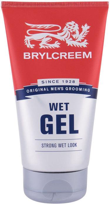 Brylcreem Gel Wet Hair Gel 150ml (Medium Fixation)
