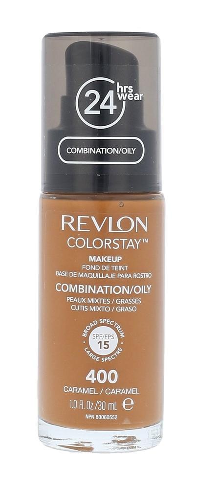 Revlon Colorstay Combination Oily Skin Makeup 30ml 400 Caramel