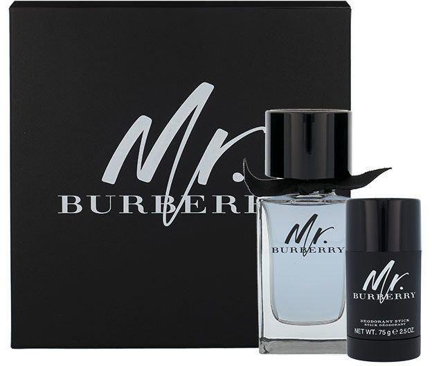 Burberry Mr. Burberry Eau de Toilette 100ml Combo: Edt 100 Ml + Deostick 75 Ml