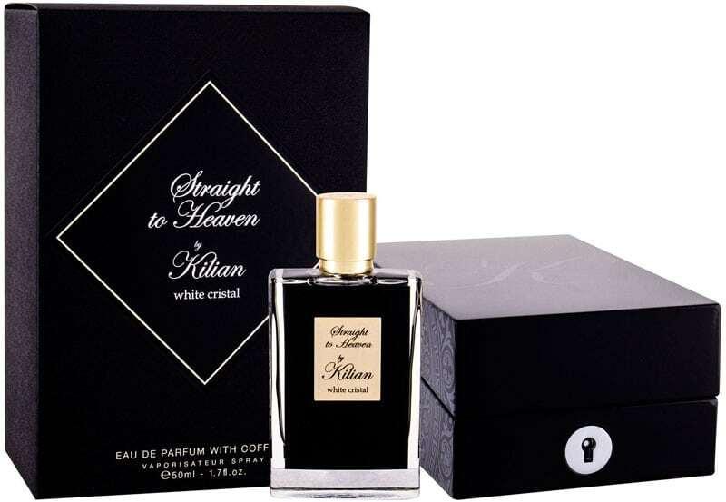 By Kilian The Cellars Straight to Heaven White Cristal Eau de Parfum 50ml Combo: Edp 50 Ml + Parfum Case (Refillable)