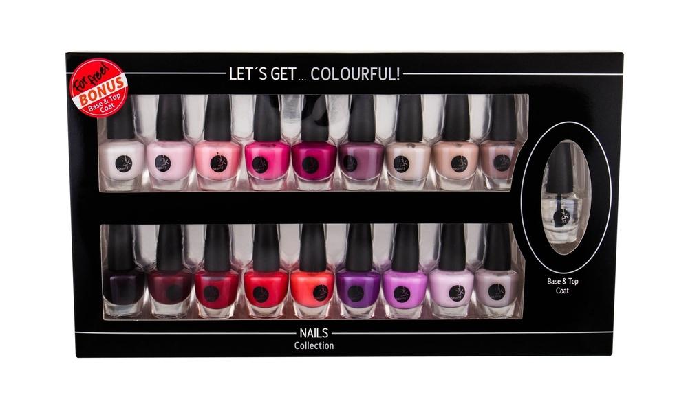 2k Let/s Get Colourful! Nail Polish 3,5ml