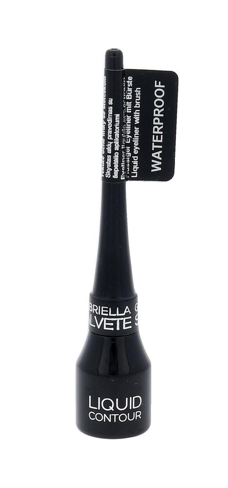 Gabriella Salvete Liquid Contour Eye Line 4ml Waterproof 09 (Liquid)