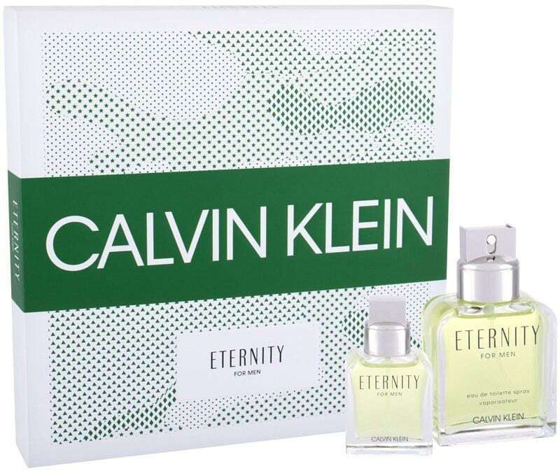 Calvin Klein Eternity For Men Eau de Toilette 100ml Combo: Edt 100ml + 30ml Edt