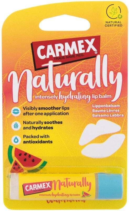 Carmex Naturally Lip Balm Watermelon 4,25gr
