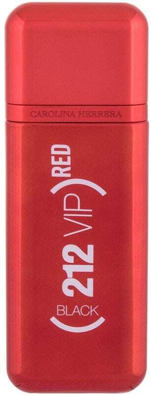 Carolina Herrera 212 VIP Black Red Eau de Parfum 100ml