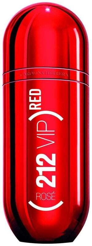Carolina Herrera 212 VIP Rose Red Limited Edition Eau de Parfum 80ml