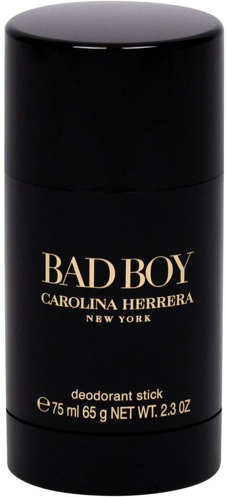 Carolina Herrera Bad Boy Deodorant 75ml (Deostick - Alcohol Free)