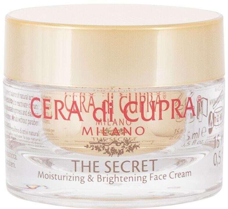 Cera Di Cupra The Secret Moisturizing & Brightening Day Cream 15ml (For All Ages)