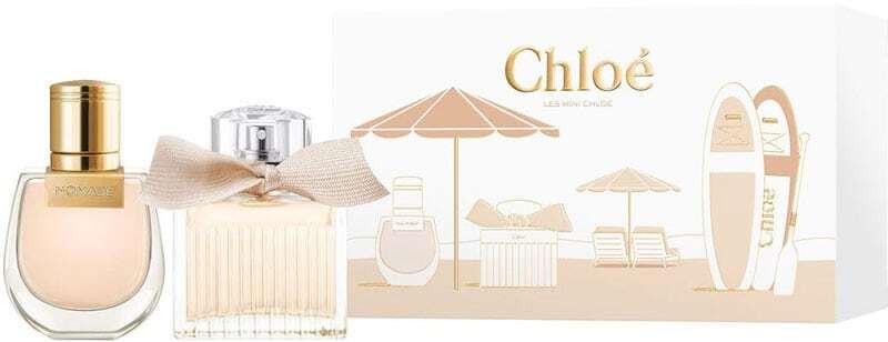 Chloé Chloe Eau de Parfum 20ml Combo: Edp Chloe 20 Ml + Edp Nomade 20 Ml