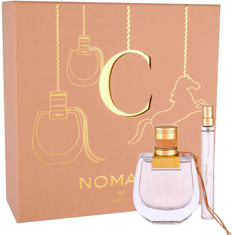 Chloé Nomade Eau de Parfum 50ml Combo: Edp 50 Ml + Edp 10 Ml