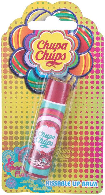 Chupa Chups Lip Balm Lip Balm Juicy Watermelon 4gr