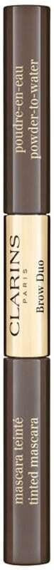 Clarins Brow Duo Eyebrow Mascara 05 Dark Brown 2,8grgr