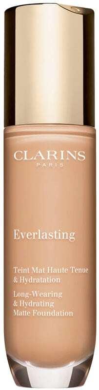 Clarins Everlasting Foundation Makeup 108W Sand 30ml