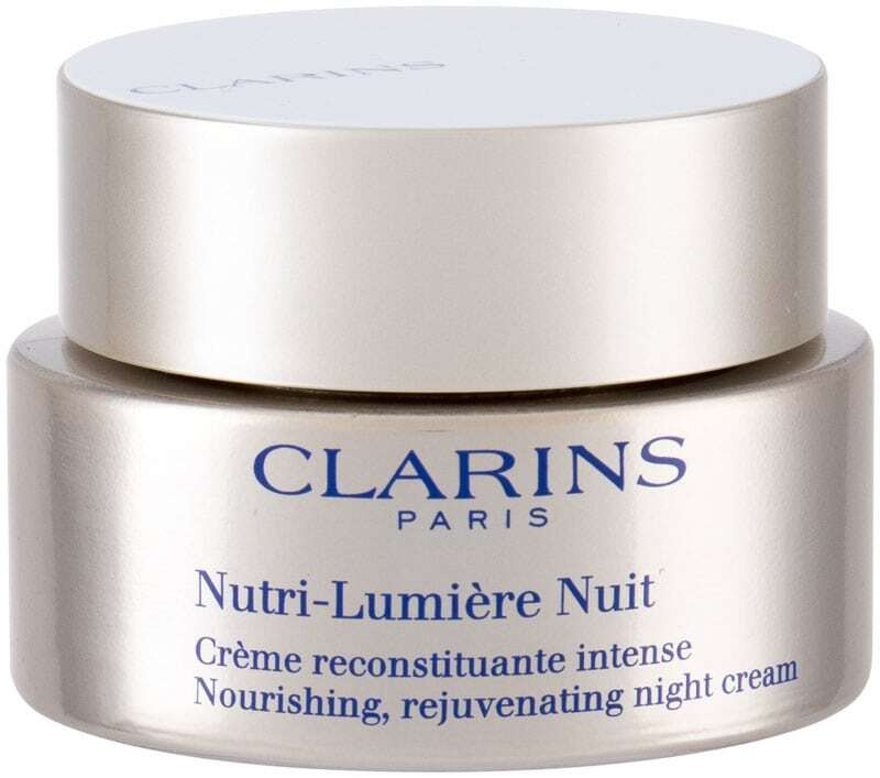 Clarins Nutri-Lumiére Night Skin Cream 50ml (Wrinkles - Mature Skin)