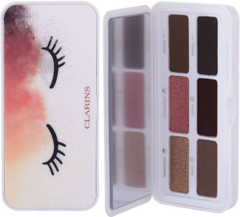 Clarins Ready In A Flash Makeup Palette 7,6gr