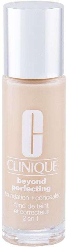 Clinique Beyond Perfecting Foundation + Concealer Makeup CN 10 Alabaster 30ml
