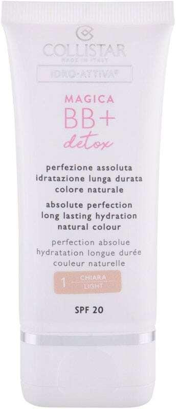 Collistar Idro-Attiva Magica BB + Detox SPF20 BB Cream 1 Light 50ml