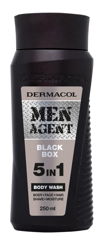 Dermacol Men Agent Black Box Shower Gel 250ml 5in1