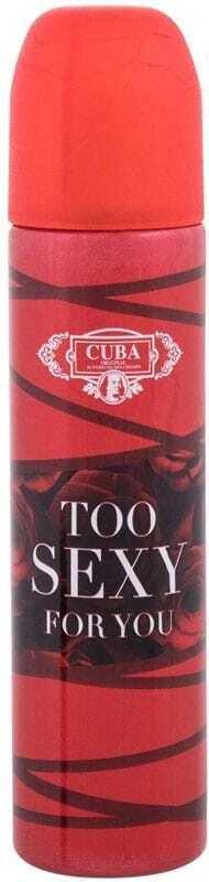 Cuba Too Sexy For You Eau de Parfum 100ml