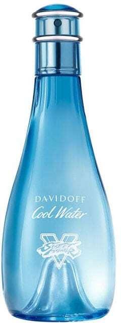 Davidoff Cool Water Street Fighter Champion Summer Edition Eau de Toilette 100ml