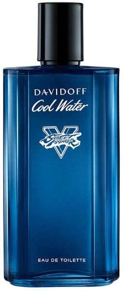 Davidoff Cool Water Street Fighter Champion Summer Edition Eau de Toilette 125ml