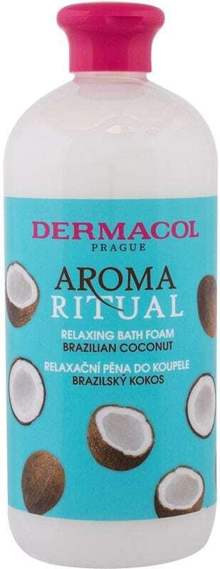 Dermacol Aroma Ritual Brazilian Coconut Bath Foam 500ml