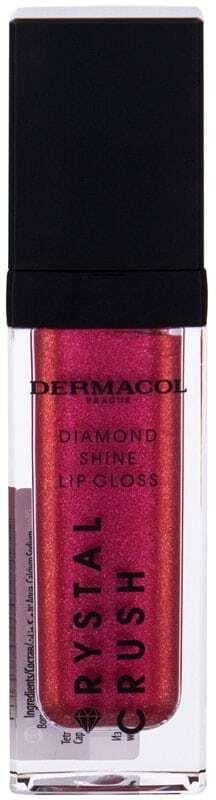 Dermacol Crystal Crush Diamond Shine Lip Gloss 03 6ml
