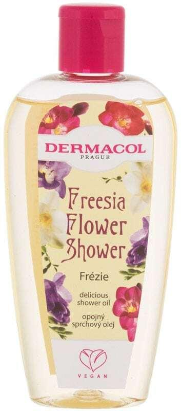 Dermacol Freesia Flower Shower Shower Oil 200ml