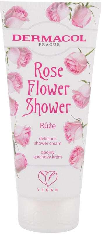Dermacol Rose Flower Shower Shower Cream 200ml