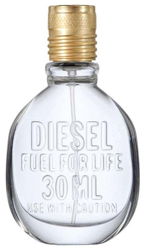 Diesel Fuel For Life Homme Eau de Toilette 30ml
