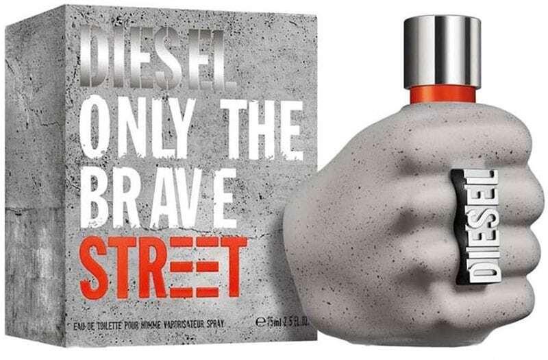 Diesel Only The Brave Street Eau de Toilette 75ml