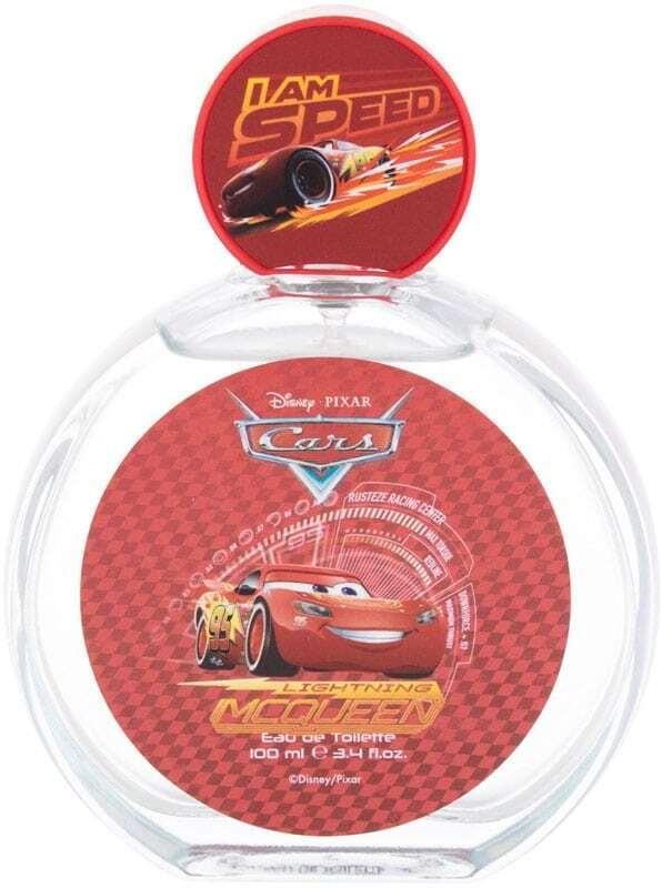 Disney Cars Lightning McQueen Eau de Toilette 100ml