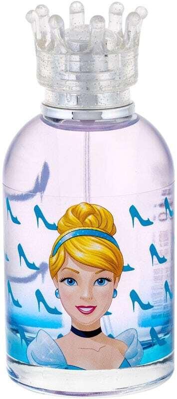 Disney Princess Cinderella Eau de Toilette 100ml