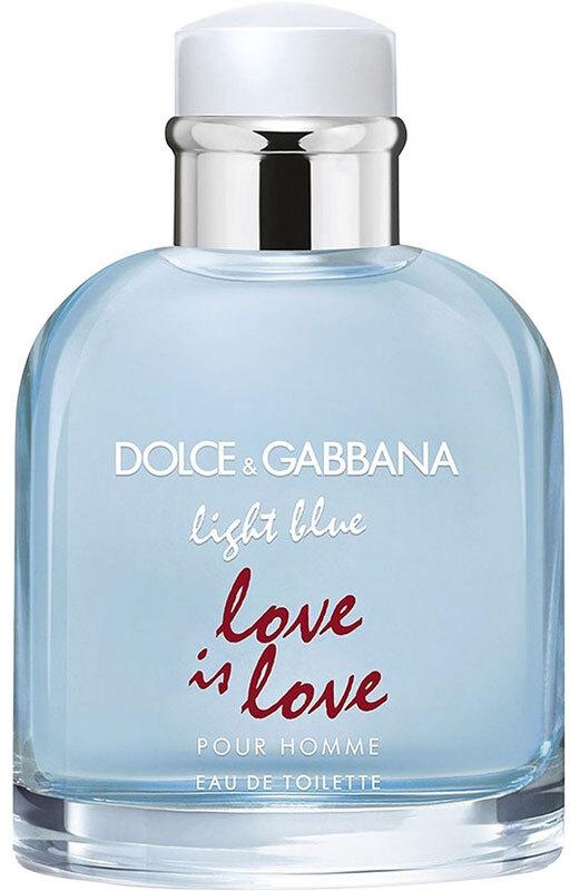 Dolce&gabbana Light Blue Love Is Love Eau de Toilette 125ml