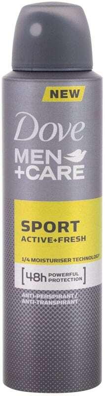 Dove Men + Care Sport Active + Fresh Antiperspirant 150ml (Deo Spray)