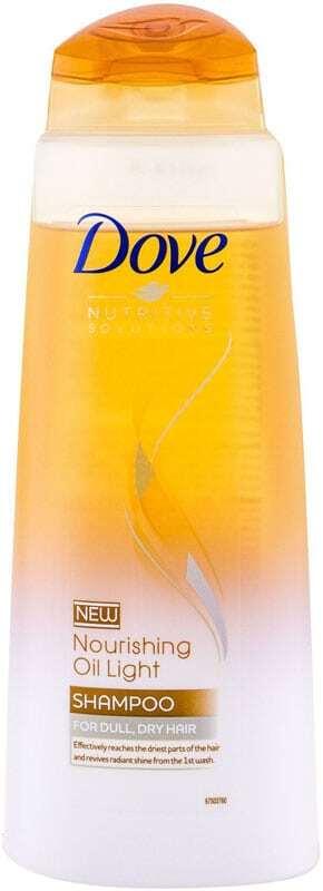 Dove Nutritive Solutions Nourishing Oil Light Shampoo 400ml (Dry Hair)