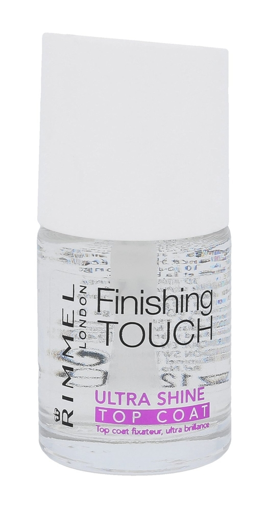 Rimmel London Finishing Touch Ultra Shine Top Coat Nail Polish 12ml