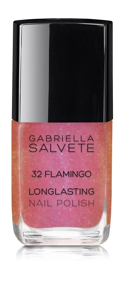 Gabriella Salvete Longlasting Enamel Nail Polish 11ml 32 Flamingo