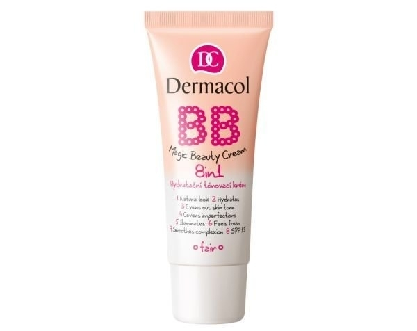 Dermacol Bb Magic Beauty Cream Spf15 Bb Cream 30ml Sand