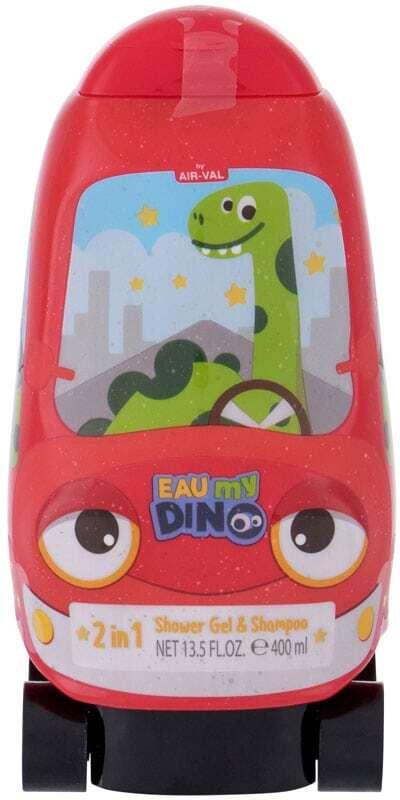 Eau My Dino Eau My Dino 3D Shower Gel 400ml