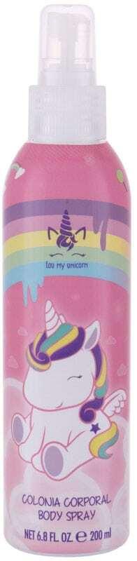 Eau My Unicorn Eau My Unicorn Body Spray 200ml