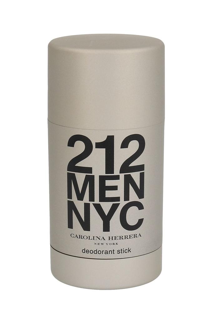 Carolina Herrera 212 Nyc Men Deodorant 75ml Aluminum Free (Deostick)