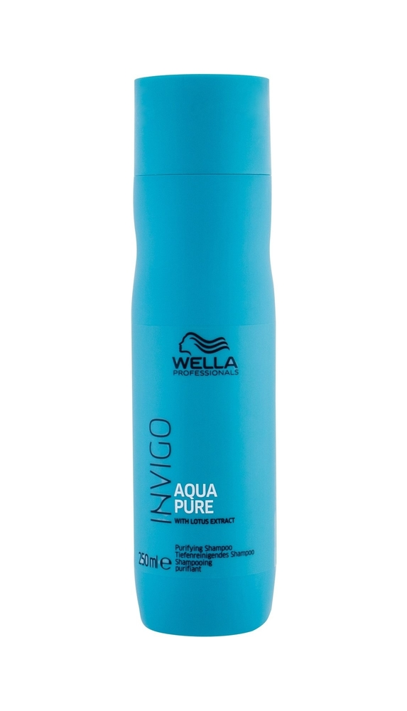 Wella Wpc Invigo Balance Aqua Pure Shampoo 250ml
