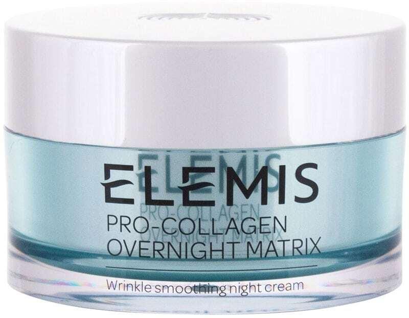 Elemis Pro-Collagen Anti-Ageing Overnight Matrix Night Skin Cream 50ml (Wrinkles)